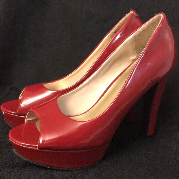 0cb5123cfb6 Red Candie's Shoes